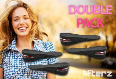 double pack woman